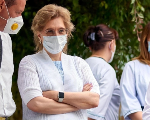 Провідний інфекціоніст України госпіталізована з COVID-19: подробиці