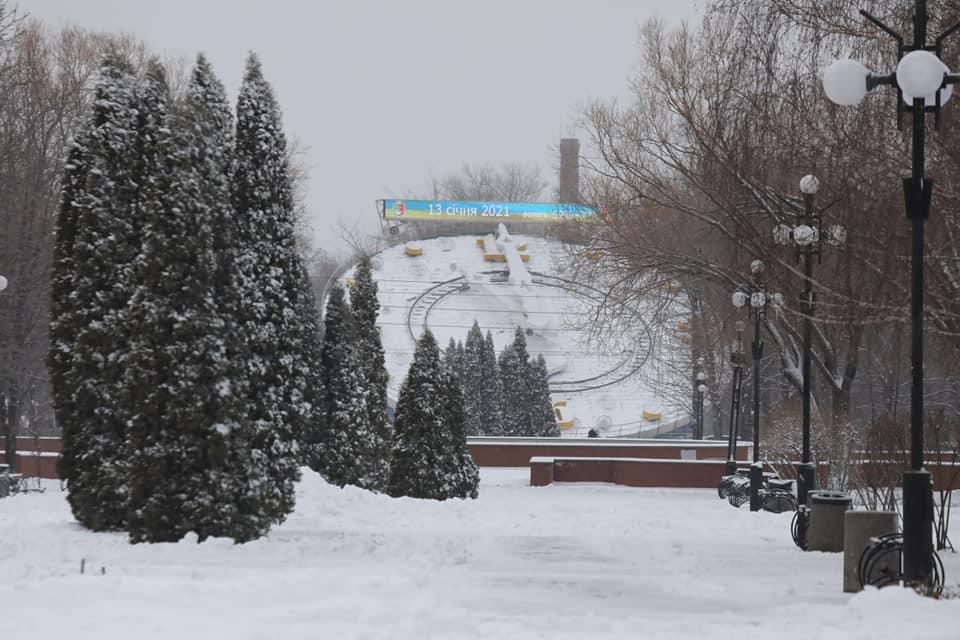 В Украину заходит сибирский антициклон: по всей стране начались снегопады