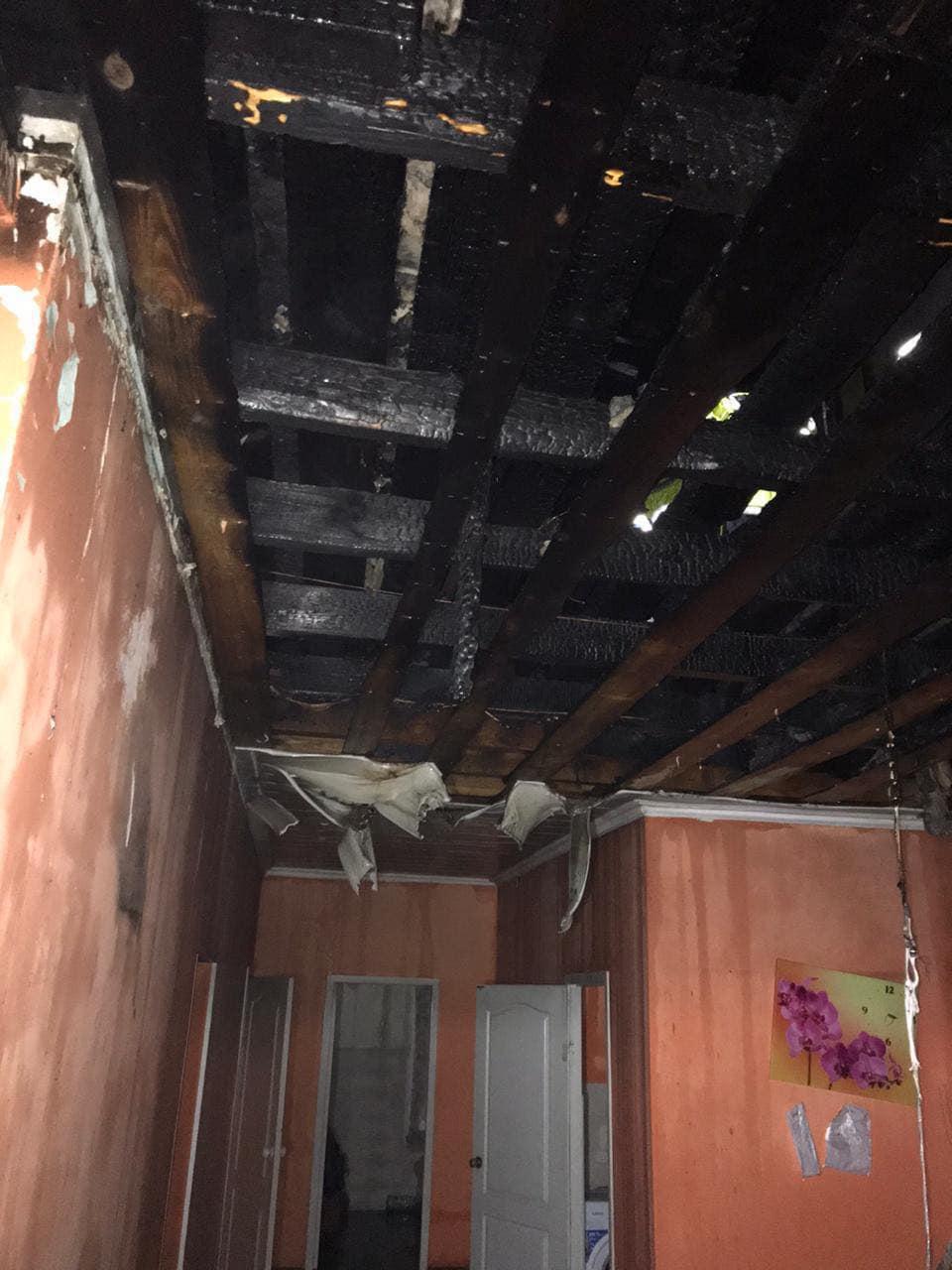 Озвучены основные версии смертельного пожара в Харькове