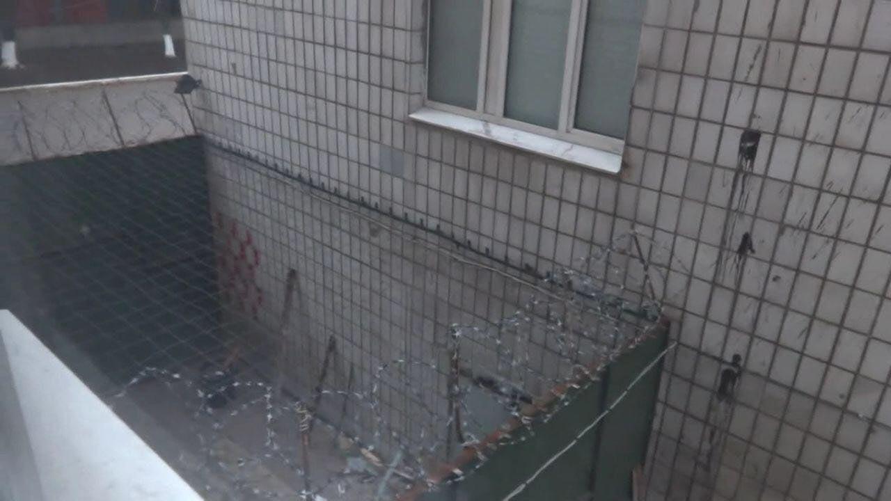 В сеть «слили» фото донецкой тюрьмы «Изоляция», где держат украинских пленных