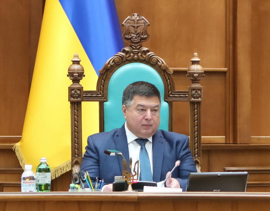 ГБР сообщило о подозрении главе КСУ Александру Тупицкому: первые подробности