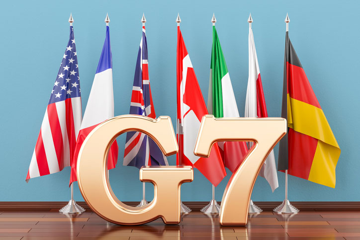 G7 представила дорожную карту реформ в Украине: подробности
