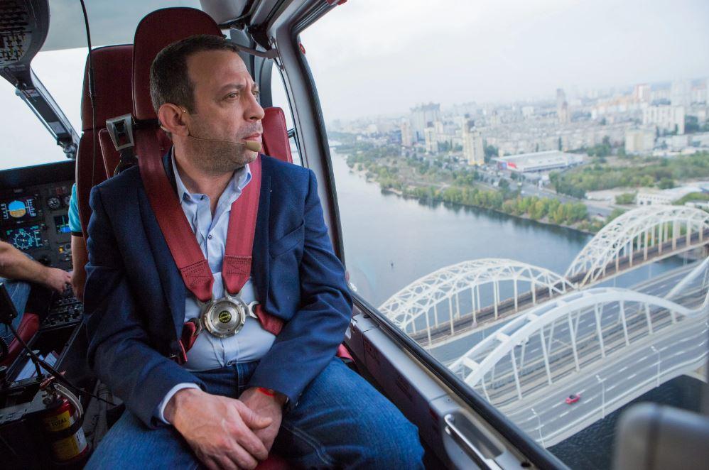 В ДТП разбился сын политика и бизнесмена Корбана: первые кадры с места аварии