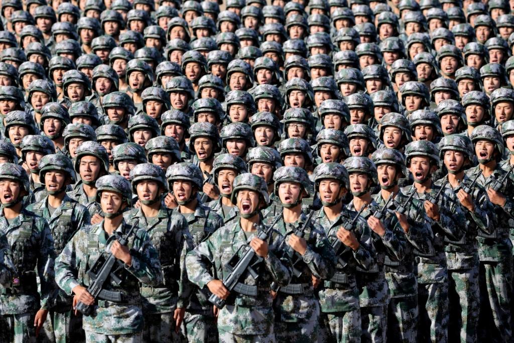На границе Индии и Китая произошли военные столкновения: много раненых