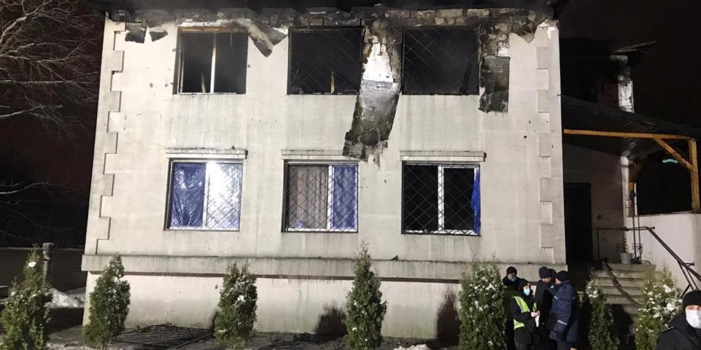Озвучені основні версії смертельної пожежі в Харкові