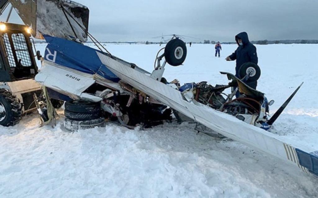 Авиакатастрофа в РФ