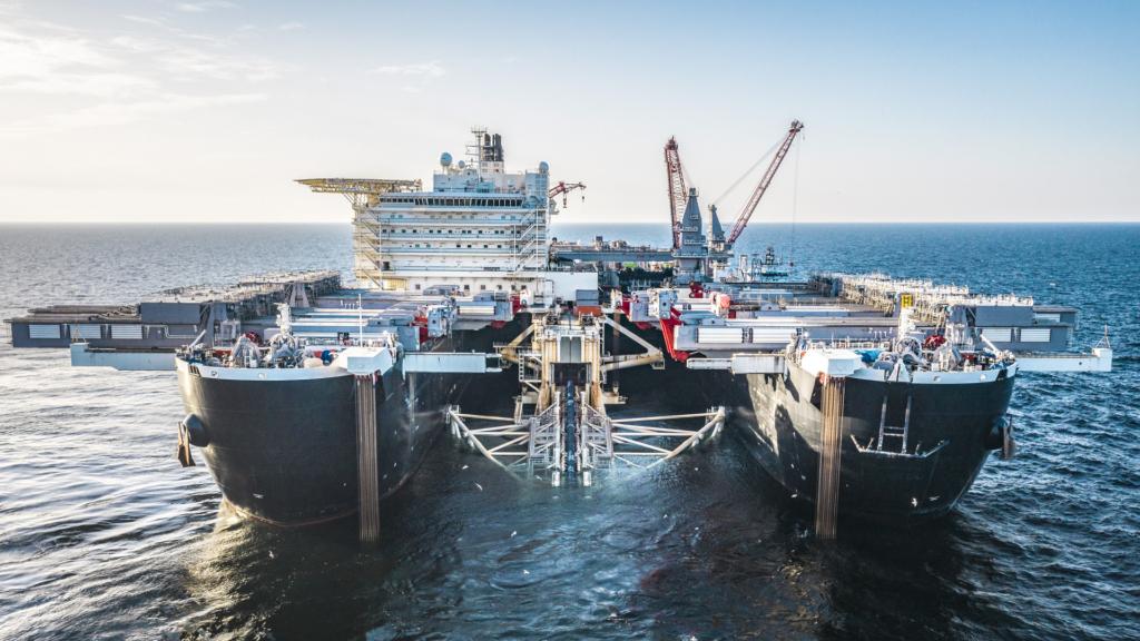 Північний потік-2: Німеччина намагається переконати США зняти санкції