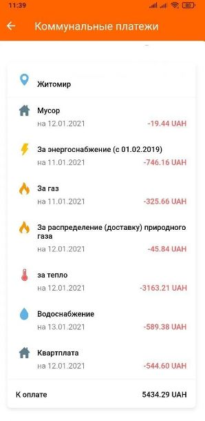 Украинцам в январе пришли «космические» платежки за коммуналку: озвучены суммы