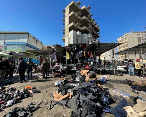 У центрі Багдада стався подвійний теракт: десятки загиблих