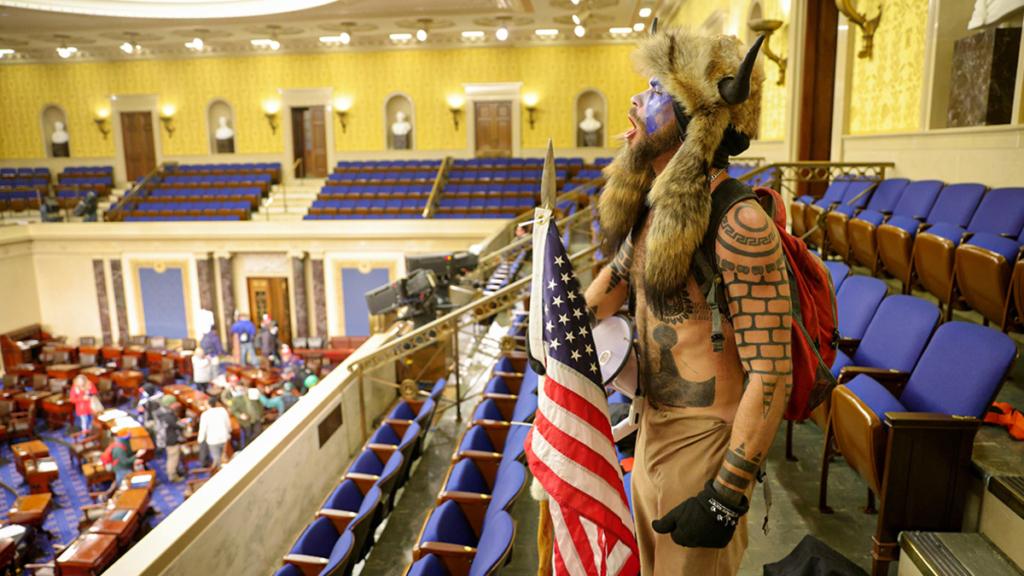 Число жертв беспорядков в Конгрессе США увеличилось до 5 человек