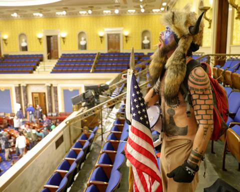 Число жертв заворушень у Конгресі США збільшилося до 5 осіб