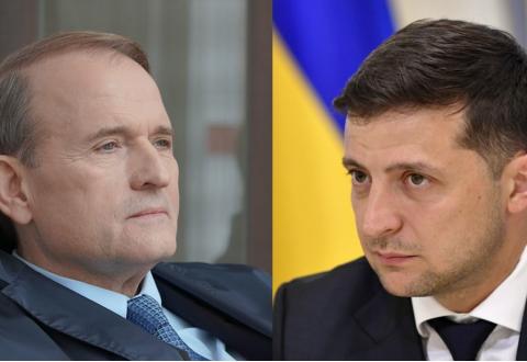 Санкції проти Медведчука не допоможуть Зеленському врятувати рейтинг