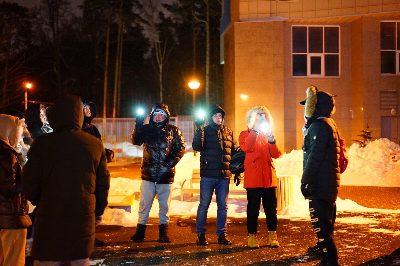 У Криму затримали групу осіб за акцію на підтримку Навального