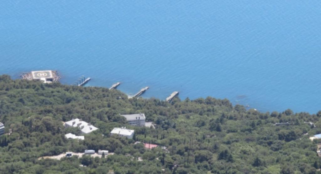 У Путина нашли еще один «дворец» в оккупированном Крыму — видео