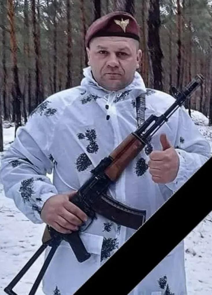 Стало известно имя воина, убитого боевиками на Донбассе: фото героя