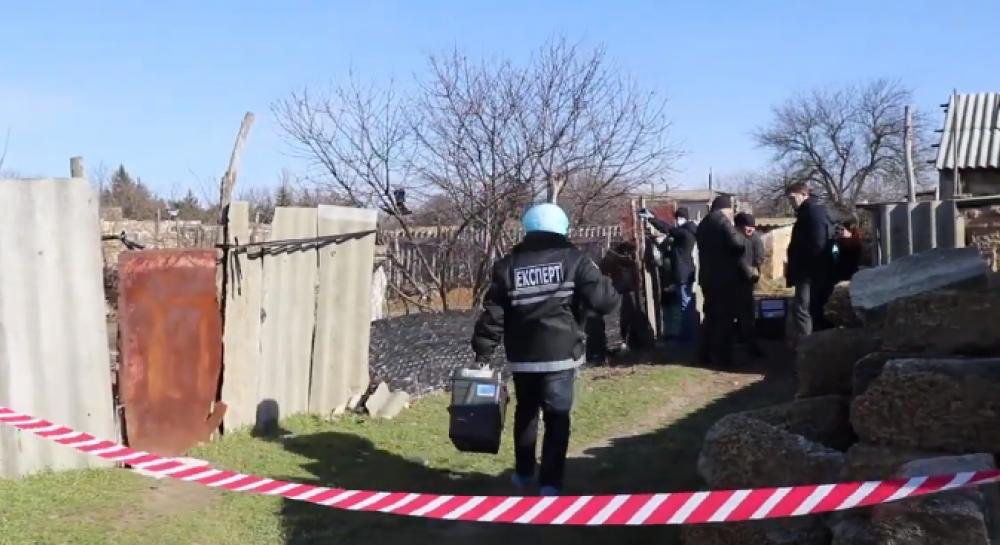 Убийство Марии Борисовой: местные жители угрожают подозреваемому самосудом — видео