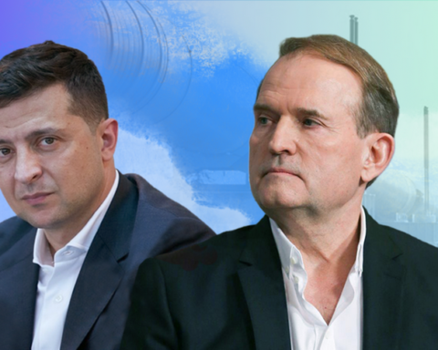 Дії Зеленського щодо ОПЗЖ демонструють, що він сприймає Медведчука як свого найпотужнішого конкурента, – експерт
