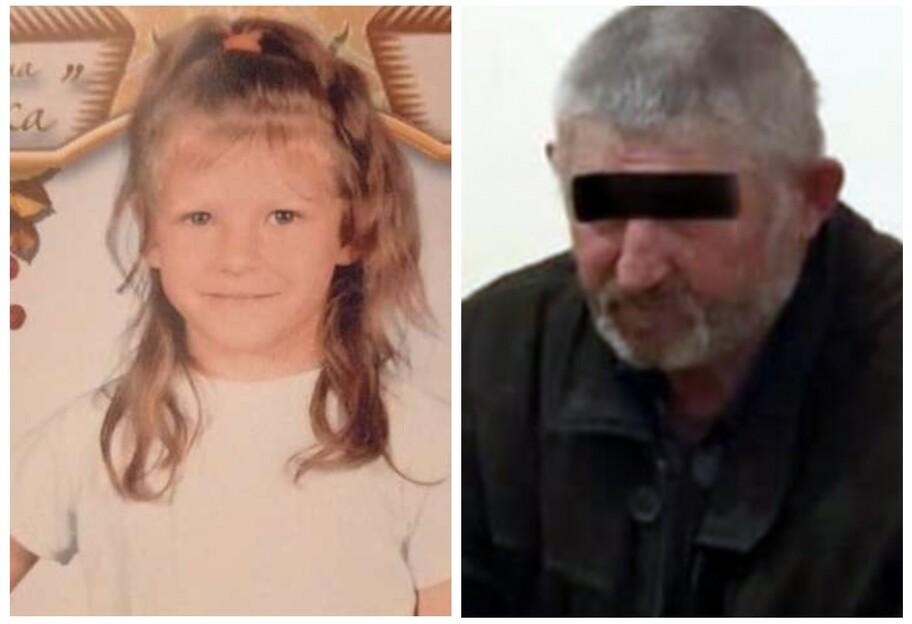 Крутився біля журналістів і стежив за пошуками: з'явилося відео про вбивцю 7-річної Маші Борисової