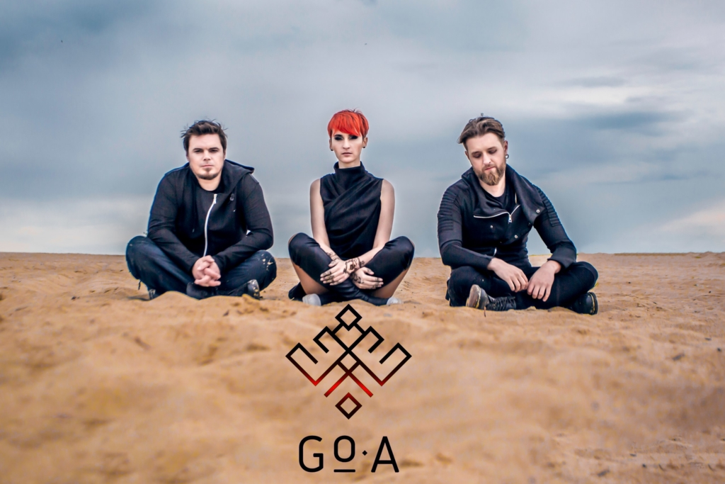 """Євробачення: український гурт Go_A представив фінальну версію пісні """"Шум"""""""