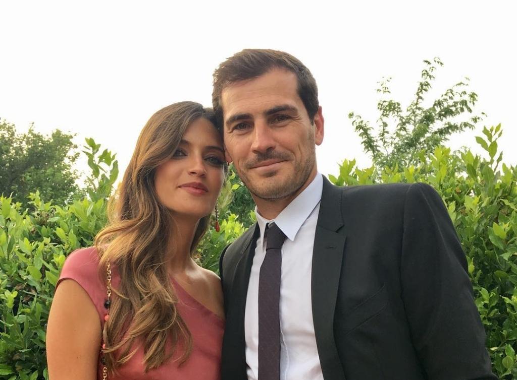 Бывший голкипер «Реала» Икер Касильяс объявил о разводе с женой