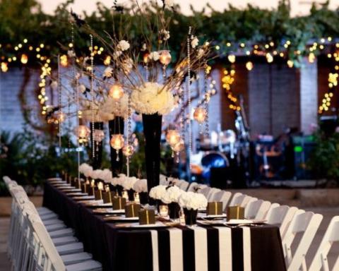 Как правильно составить меню свадебного торжества?