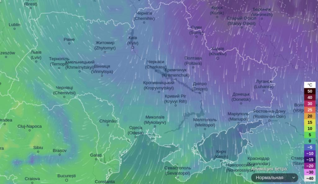 В Україні знову вдарять морози: синоптики назвали точні дати