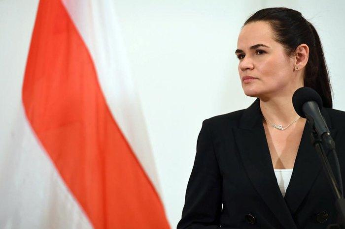 Литва відмовилася видавати Тіхановську владі Білорусі
