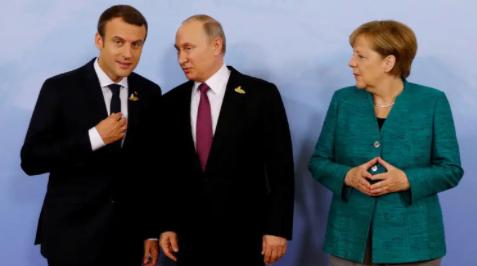 Медведчук розповів, чому Путін, Меркель і Макрон провели переговори без Зеленського
