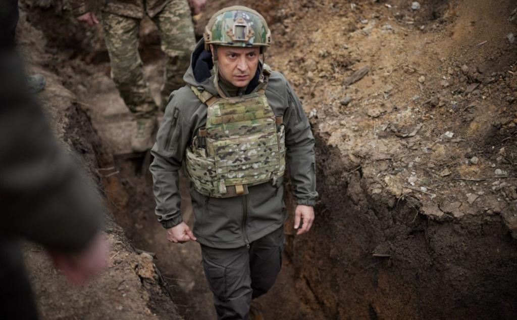Запад ищет замену Зеленскому в Украине. Того, кто сможет развязать открытую войну против России