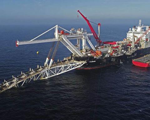 Эсминцы США, письмо главы ХДС Медведчуку, встреча Эрдогана и Зеленского — это все элементы «большой игры» вокруг «Северного потока-2», — Фомин