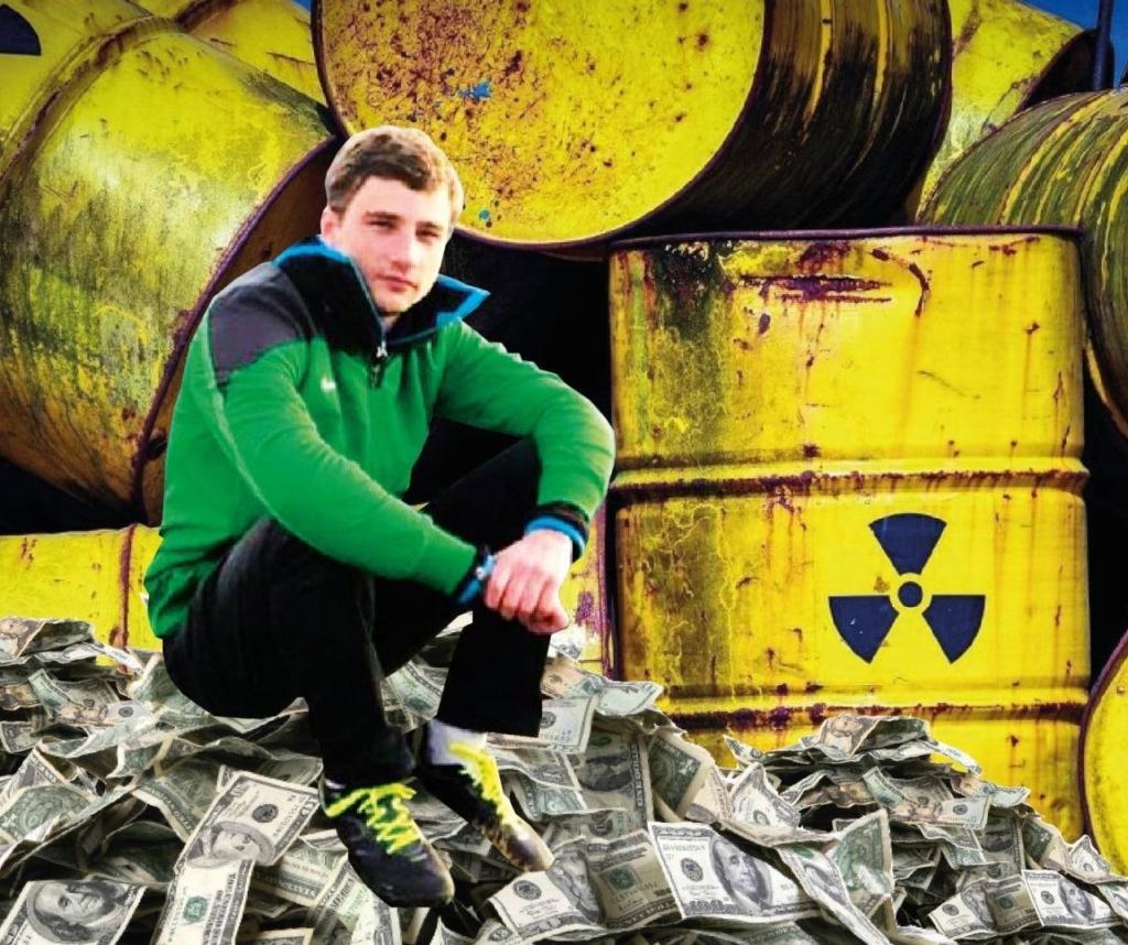 Ядерная коррупция на 4 миллиарда: как нардеп Остап Шипайло «ломает под себя» тендер на строительство хранилища высокоактивных отходов