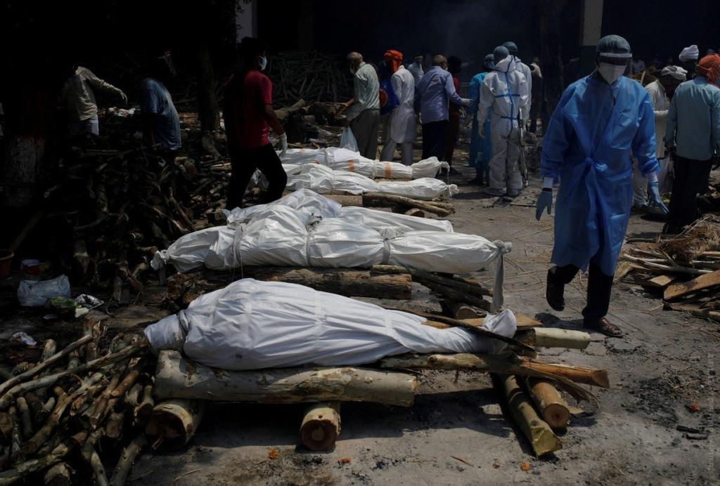 Индийский штамм коронавируса: в чем его опасность и есть ли он в Украине