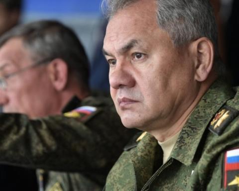 Шойгу прибув до Криму на раптову перевірку військ