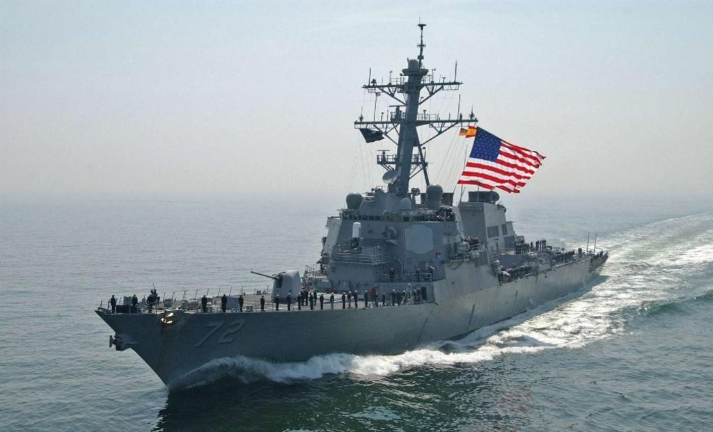 США передумали розміщувати військові кораблі в Чорному морі