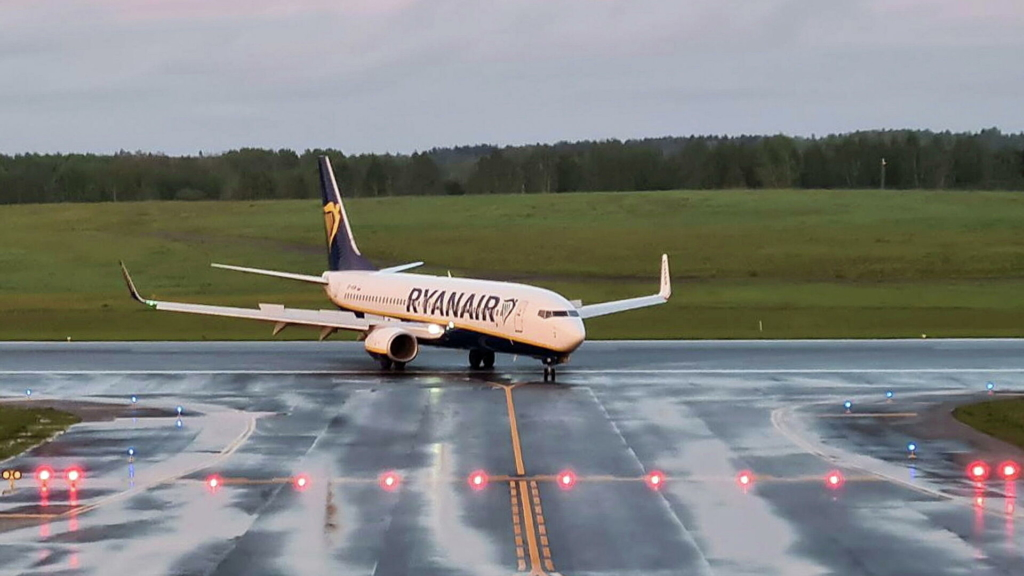 У Берліні через загрозу вибуху екстрено посадили літак Ryanair