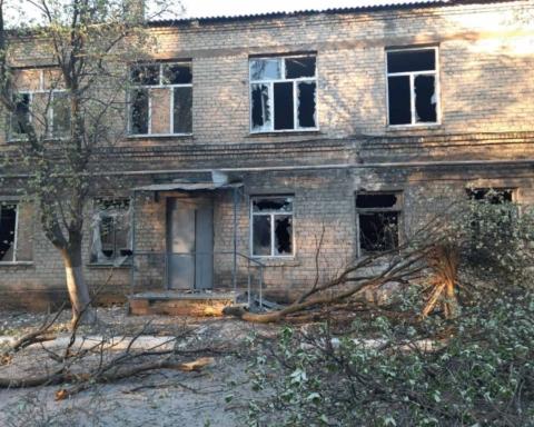 В Донецкой области под обстрел попала COVID-больница
