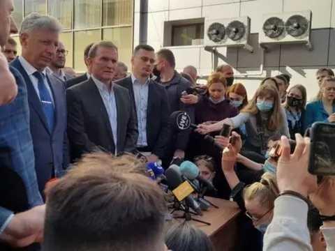 Медведчук дав Зеленському пораду по миру на Донбасі: зустріч з Путіним і ватажками «Л/ДНР»