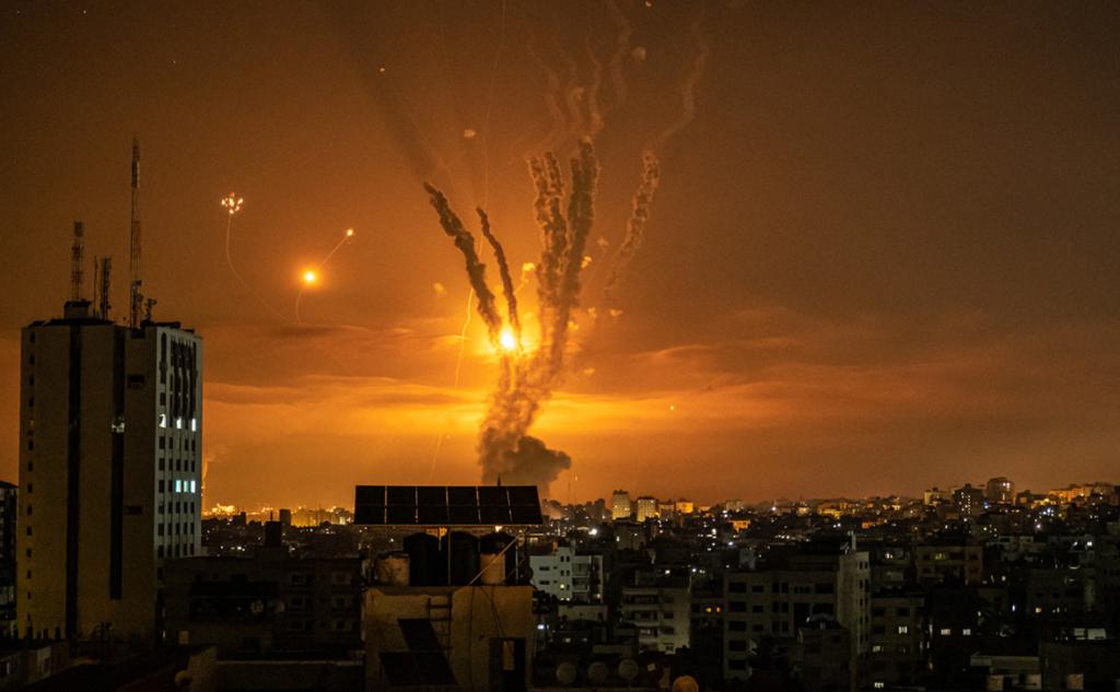 Ізраїль атакував цілі ХАМАС: знищено склад зброї