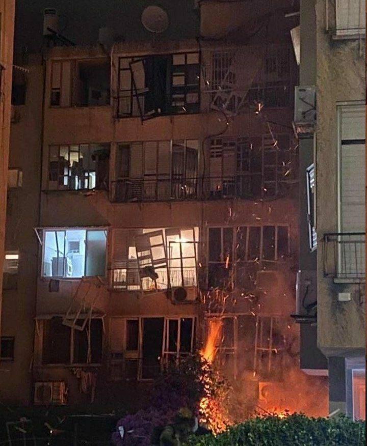 ХАМАС пробил израильский «Железный купол»: есть жертвы