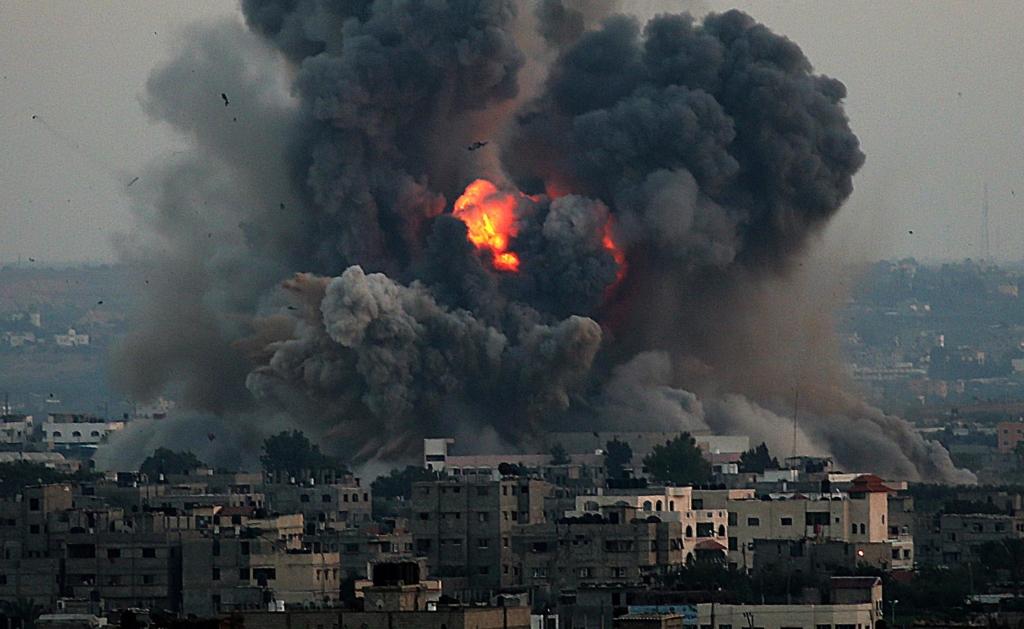 В Израиле назвали условие прекращения ракетного обстрела сектора Газа