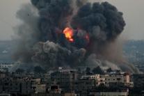 В Ізраїлі назвали умову припинення ракетного обстрілу сектора Газа