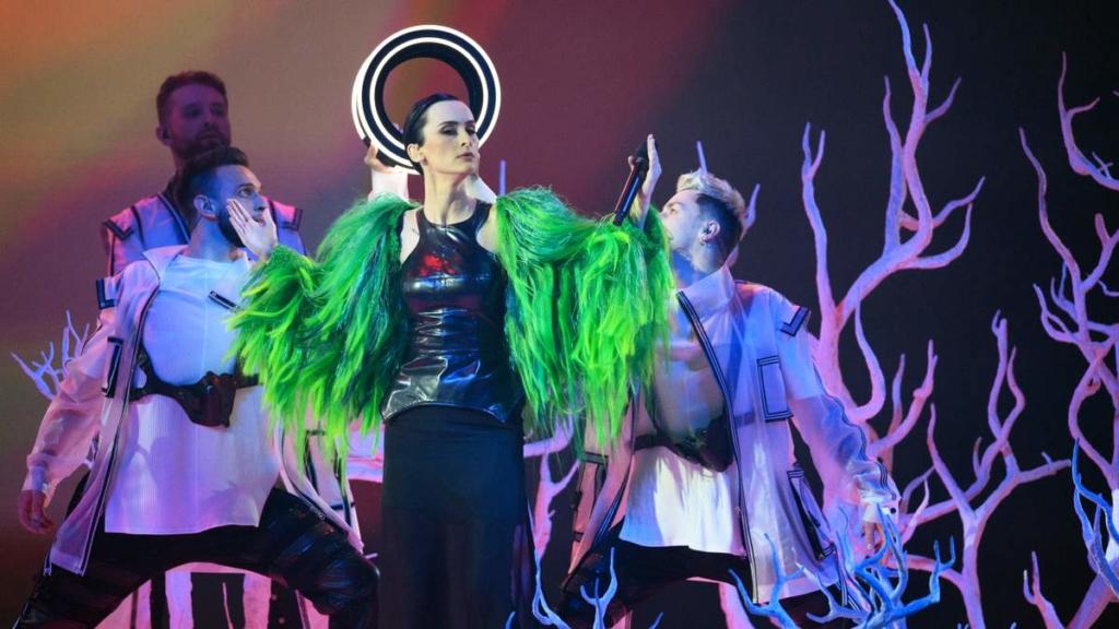 Евровидение 2021: украинская группа Go_A прошла в финал конкурса