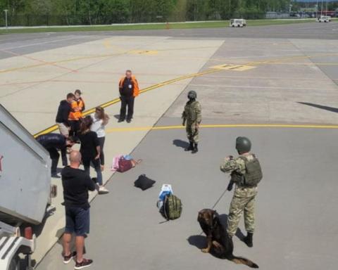 У Білорусі заявили, що аеропорт Мінська отримав погрози від ХАМАС: опубліковані переговори з диспетчером