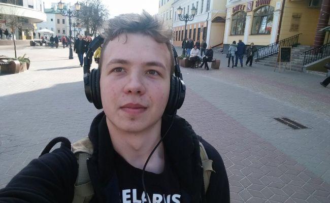 Протасевич заявив, що не знаходиться в заручниках: скандальна прес-конференція – відео