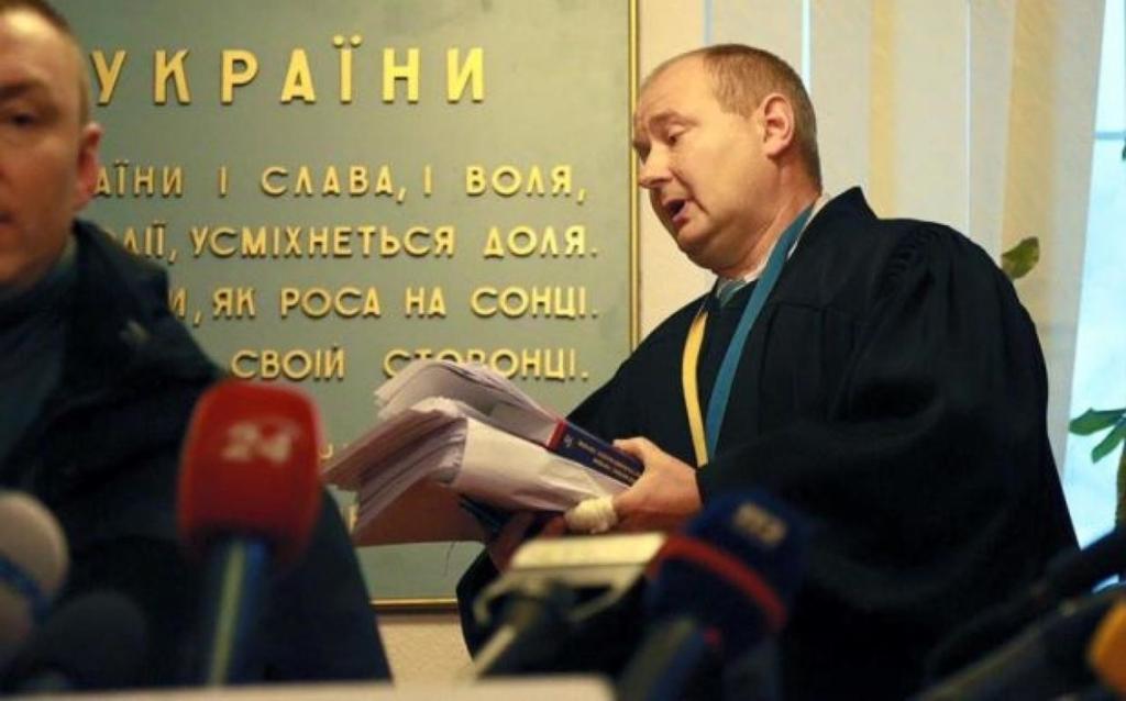 Чаус заявил, что готов вернуться в Украину и сотрудничать со следствием