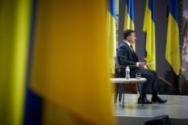 Зеленський заявив, що Росія відпрацьовує варіанти захоплення трьох українських міст