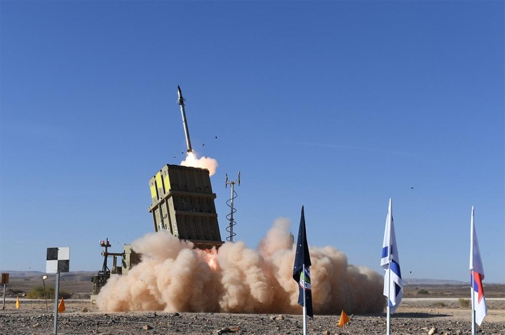 Почему «Железный купол» не спасет Украину, как Израиль