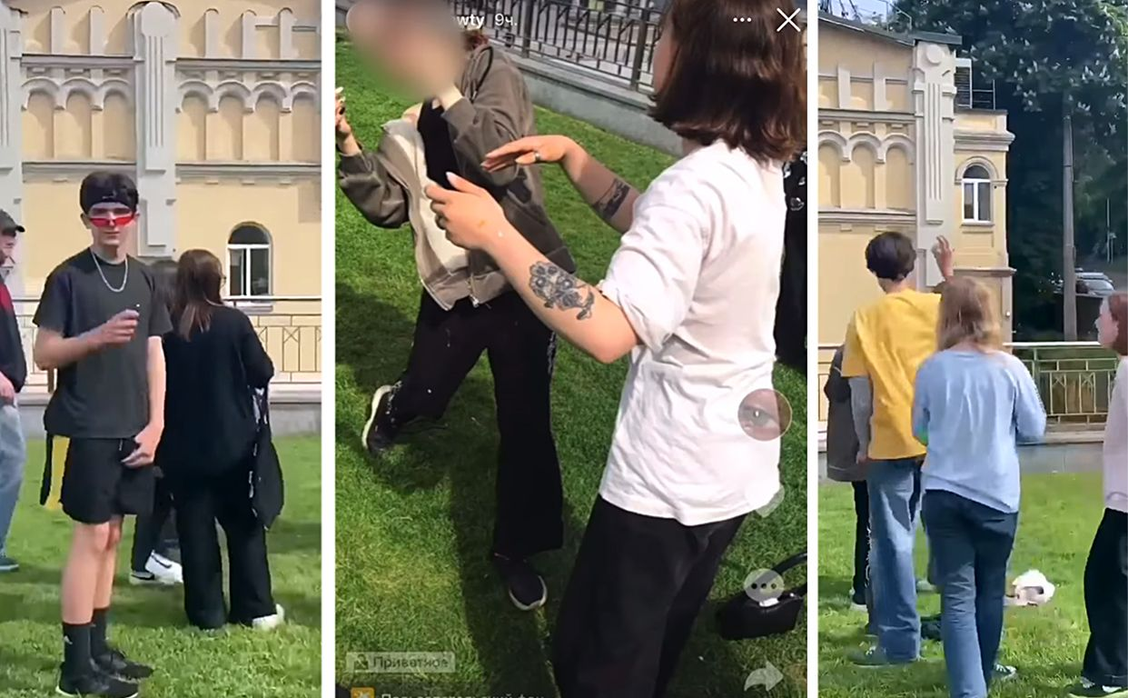 У центрі Києва підлітки закидали дівчинку яйцями і побили до струсу мозку: подробиці скандалу
