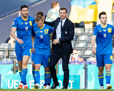 Украина – Швеция: как Шевченко отреагировал на победу в Глазго