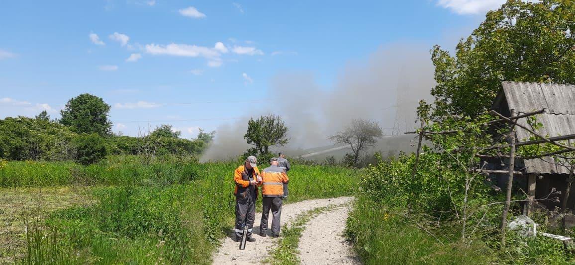 В Ивано-Франковской области произошел взрыв на газопроводе: все подробности